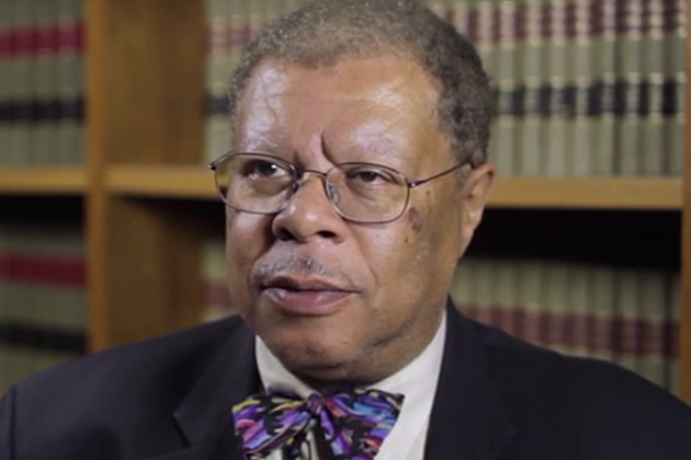 Ingham County Prosecutor Stuart Dunnings III (screenshot courtesy LarkinForJudge2012 via YouTube)