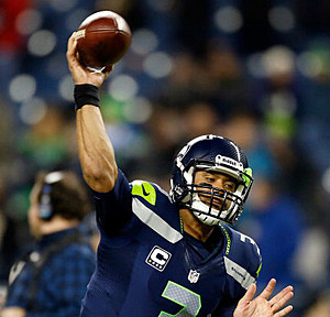 Russell Wilson - Otto Greule Getty Images Sport