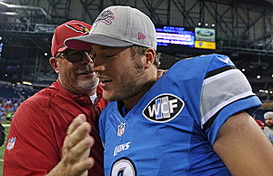 Arizona Cardinals v Detroit Lions