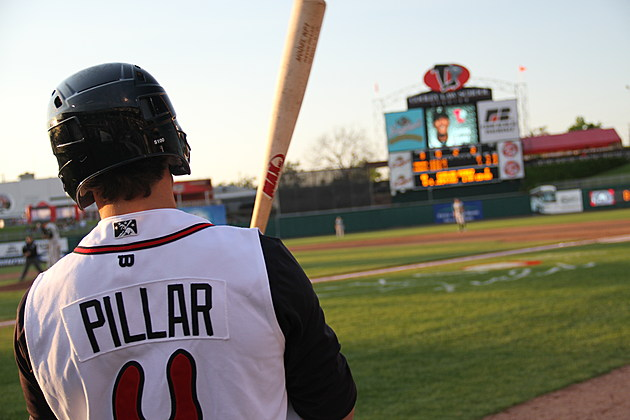 Kevin Pillar, 2012 Midwest League MVP