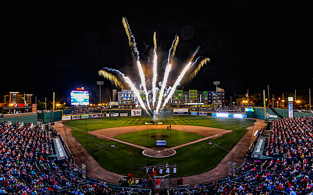 4th of July LAFCU Fireworks at Cooley Law School Stadium