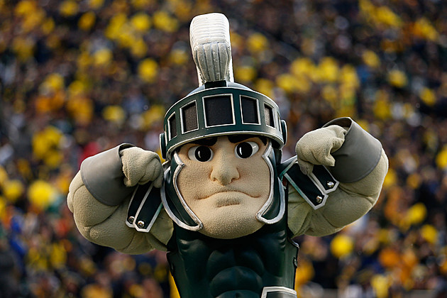 Michigan State v Michigan